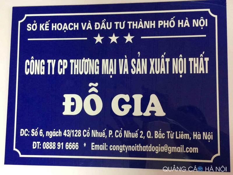 Lam Bien Cong Ty Mica Ha Noi Dep