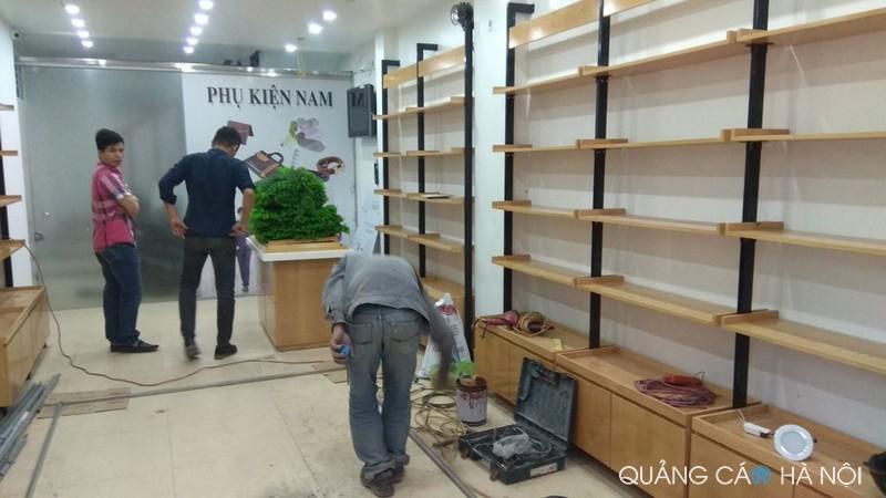 Tư Vấn Thiết Kế Thi Công Shop Tại Hà Nội